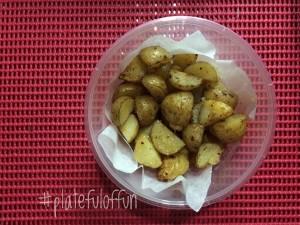 Baked Potato Marbles